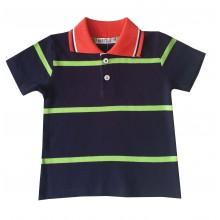 Блуза с къс ръкав за момче 74-122