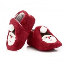 Attractive baby бебешки пантофки Коледа