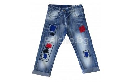 Детски дънки за момче 98-116