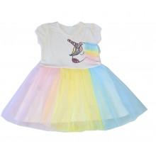 Детска лятна рокля Еднорог 92-116