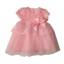 Детска рокля с тюл Принцеса 98