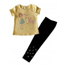 Детски летен комплект за момиче 74-116