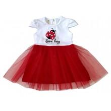Детска рокля Калинка 74-104