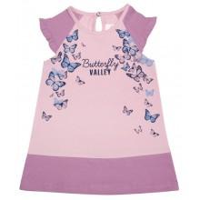 Лятна рокля Пеперуди 68-98
