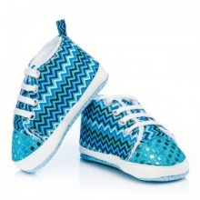 Бебешки обувки Attractive baby Сини