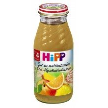 Hipp Сок Мултивитамин 200мл.