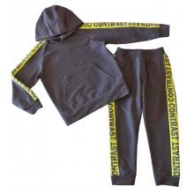Спортен комплект за момче Контраст 98-122