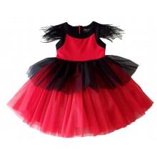 Официална рокля Контраст 98-140