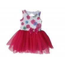 Официална рокля Флора 80