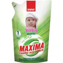 Sano maxima бебешки омекотител Aloe vera 1л.