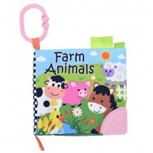 Lorelli музикална книжка Животни от фермата