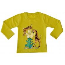 Блуза за момче Джунгла 80-110