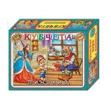 Пъзел от кубчета Приказки