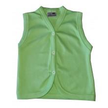 Елек за бебе зелен 56-74
