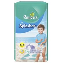 Pampers Splashers Плувни гащи 5 14кг+ 10бр