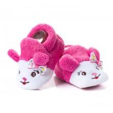 Attractive baby бебешки пантофки коте
