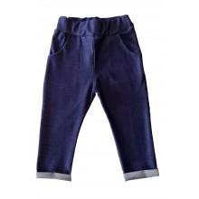 Дънков панталон за момче 68-98