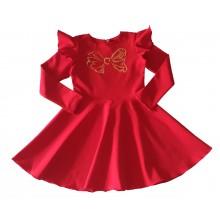 Контраст рокля Рубин 98-152
