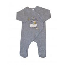 Бебешки  гащеризон Синьо Слонче 56-68