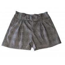 Контраст елегантни панталони Каре 98-122