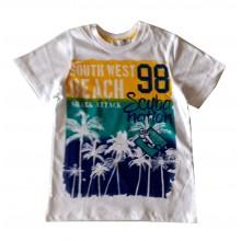 Тениска за момче Палми 122-134