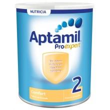 Аптамил комфорт - Aptamil Comfort 2 Преходно мляко 6-12м. 400гр.