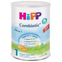 Хип мляко - HIPP Combiotic 1 Био Мляко за бебета 0-6м. 350гр.