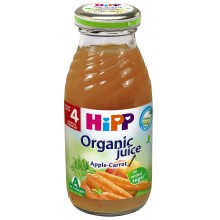 Hipp Сок Ябълка и морков 200мл.