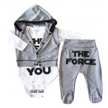Бебешки комплект The force 56-74