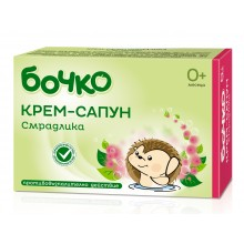 Бочко Крем-сапун Смрадлика 0м+ 75гр.