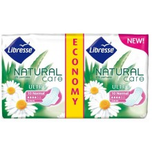 Libresse Ultra Natural Care Normal Duo Дамски превръзки 20бр