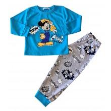 Детска пижама за момче Мики 86-116