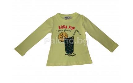 Блуза за момиче Soda 92-122