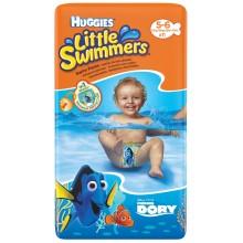Huggies Little swimmers Плувни гащи 12-18кг. 11бр.