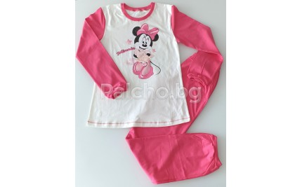 Пижама за момиче Мини 140