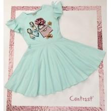 Контраст детска рокля Шик 128-152
