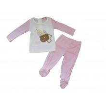 Бебешки комплект Пиленце 56-68см
