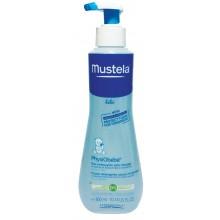 Mustela Phisiobebe Почистващ флуид без изплакване 300мл.