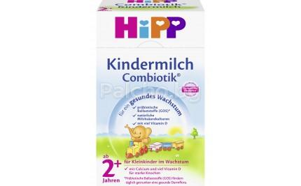 Хип комбиотик - HIPP Combiotic 4 Био Мляко за малки деца 24м+ 600гр.