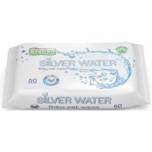 Bebelan Влажни кърпи със сребърна вода 60бр.