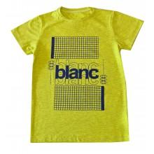 Тениска за момче Blanc 140-170