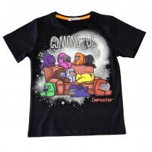 Тениска за момче Among us 116-146