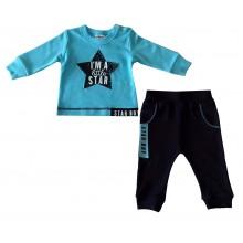 Детски комплект Звезда 62-80