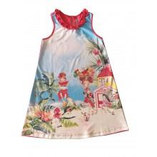 Лятна рокля Момичета 116-134
