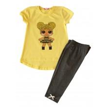 Комплект за момиче LOL кукла 92-110