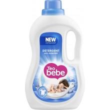 Тео бебе течен прах за бебета - Teo bebe Течен перилен препарат Бадем 1.1л.