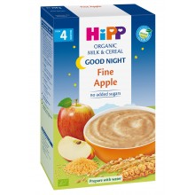 "Хип каша - Hipp Био инстантна каша ""Лека нощ"" Мека ябълка 250гр."