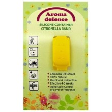 Гривна против комари Aroma Defence /контейнер/ с Цитронела