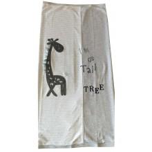Бебешка пелена Жирафче 90/90