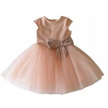 Контраст официална рокля 98-146